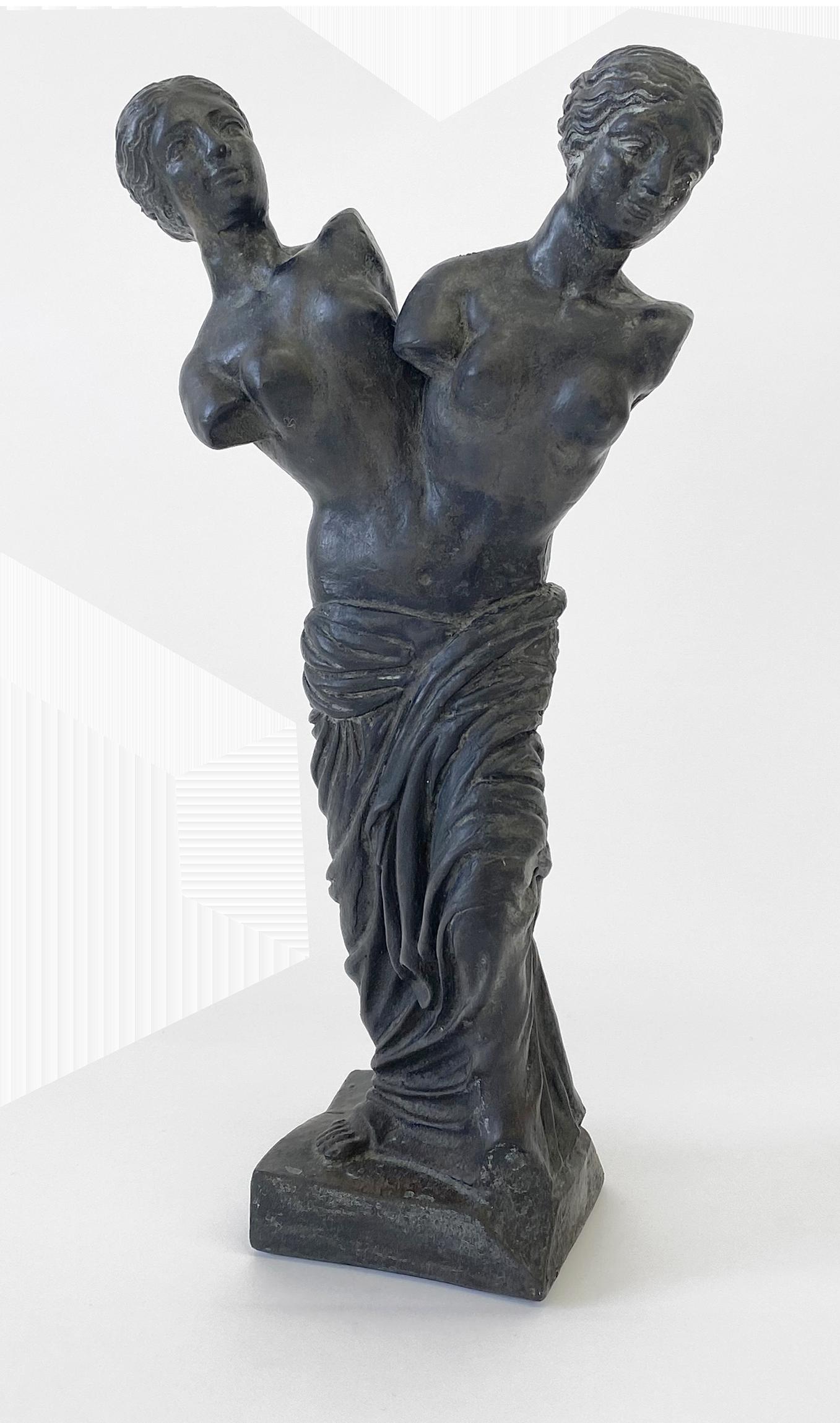 MARK FLOOD Venus sculpture